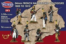 Victrix VX5403 - French Napoleonic Voltigeurs        (1/32) 54mm Plastic Figures