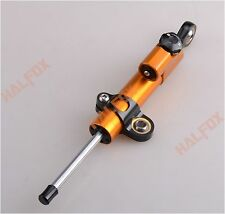 Gold Steering Damper Stabilizer For DUCATI MOSTER 1199 1098 848 999 749