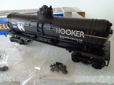 "K-LINE ""O"" AND ""027""HOOKER SINGLE DOME TANK CAR NIAGARA FALLS N.Y."