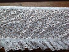 brise bise cantonnière rideaux à décor vendu au mètre B42