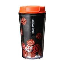 Starbucks Japan Halloween 2015 Pumpkin Ghost Tumbler Black 350ml / 12oz