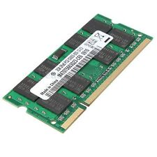 2GB 1x2GB DDR2 667 PC2 5300 667MHZ SODIMM Memory RAM 200 Pin CL5 Laptop Notebook