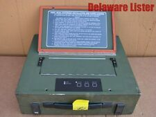 Military Radio Miltope Fax Facsimile Ruggedized Machine Printer an/ugc-144