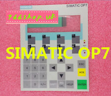 NEW For SIEMENS OP7 6AV3607-1JC20-0AX2 6AV3607-1JC20-0AX1 Membrane Keypad