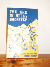 The Ark in Hell's Doorstep by Richard Nisbet (PB 1985) signed copy