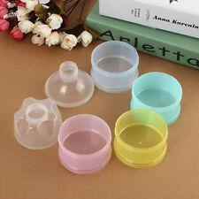 Praktische Baby Milk Powder Dispenser Container 4 Schichten Babyernährung
