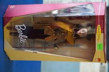 Autumn in Paris Barbie Doll City Seasons Collector Edition New in Box #19367