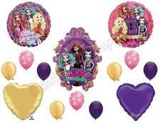 EVER AFTER HIGH Happy Birthday Balloons Decoration Supplies Monster Hexcellent