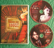 Moulin Rouge (DVD, 2004, 2-Disc Set) SPECIAL EDITION