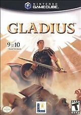 BRAND NEW SEALED GAME CUBE --  Gladius (Nintendo GameCube OR Wii, 2003)
