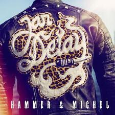 Hammer & Michel  (Ltd.Deluxe Edt.) von Jan Delay (2014), Neu OVP, CD & DVD
