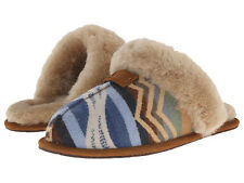 Ugg Women's New Pendleton Collection Limited Edition Scuffette Slippers 9 US
