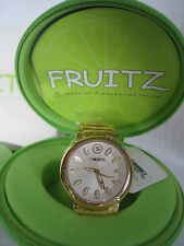 newstuffdaily: FRUITZ by PHILIP STEIN Sorbet Pear Women's Watch F36G-W-EXB