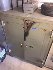 Huge Cedar Fur Closet Safe Vault Gun Safe