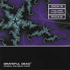 GRATEFUL DEAD-Dick's Picks Vol. 13: Nassau Coliseum, Uniondale, NY 5/6/81 (3-CD)