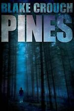 Pines (The Wayward Pines Trilogy), Crouch, Blake, New Condition