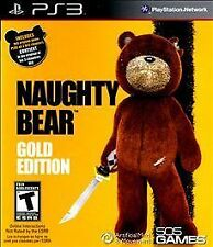 Ps3 Naughty Bear Ge Playstation 3