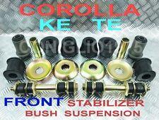 FRONT STABILIZER BUSH SUSPENSION TOYOTA COROLLA KE30 KE35 KE36 KE38 KE50 KE55