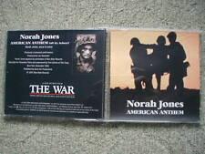 Norah Jones American Anthem CD single for Ken Burns War Promo 2007