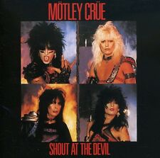 Shout At The Devil - Motley Crue (2008, CD NEUF)