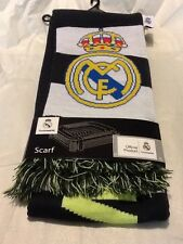 Real Madrid Scarf Offical Product New Nwt Made By Rhinox