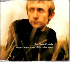 THE DIVINE COMEDY - THE POP SINGER'S FEAR OF THE POLLEN COUNT - CD SINGLE