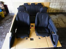 SITZE SPORT LINE INNENAUSSTATTUNG SPORTSITZE STOFF LICHTPAKET BMW 3er F34 Bj 12