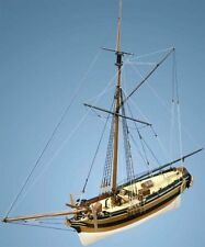 Caldercraft caldercraft hm yacht chatham 1741 1:64 (9011) model boat kit