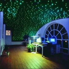 200pcs Glow In The Dark 3D Star Moon Stickers Home Wall Decal Baby Kids Room DIY