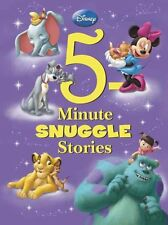 Disney 5-Minute Snuggle Stories by Disney Book Group 9781423167655