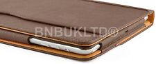 COFFEE & TAN stand Smart Magnetic Leather Case Cover for Apple ipad air 2 2014