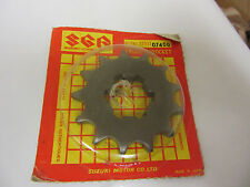 Genuine Suzuki sprocket 13 T  front 428 chain TC90 1970-72 TC100 1974-77 TC120