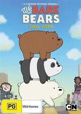 We Bare Bears - Viral Video : Vol 1 (DVD, 2016) (Region 4) Aussie Release