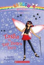 Dance Fairies #4: Tasha the Tap Dance Fairy: A Rainbow Magic Book Meadows, Dais