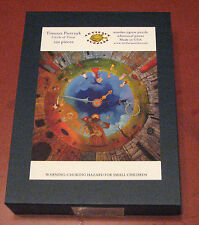 "Artifact Wooden Puzzle: ""Circle of Time"" 220 Pieces COMPLETE, Whimsies, Liberty"
