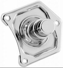 Starter Button HARLEY Chrome On-The-Starter Push Button HARLEYS 89-06