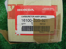 New Honda GX120 Engine Carburettor 16100-z0s-921