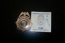 USA Polizeiabzeichen Kansas Highway Patrol  Göde 2-3 kaufen 1 x Porto zahlen