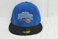 NEW ERA NBA ORLANDO MAGIC 59FIFTY CAP sz 6 3/8 - 54.9cm  BNWT