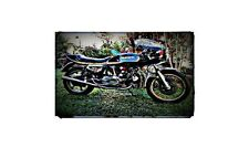 1978 Ducati 900Sd Darmah Bike Motorcycle A4 Photo Poster