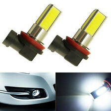 2x Fog Headlight Driving Lamp 2016 COB LED High Light H8 H11 6000K Bulb Power