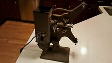 Vintage Keystone Model R-37 8mm Movie Film Projector- For Parts or Repair