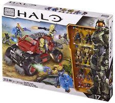 MEGA BLOKS HALO set 97158 Red UNSC Spade Spartan Hazop Covenant Jackal Grunt NEW