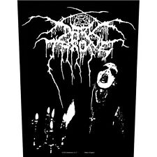 Darkthrone Transilvanian Hunger Back Patch Backpatch Black Metal Dark Throne
