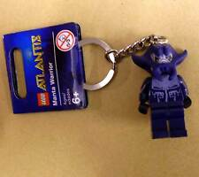 Lego Atlantis - Manta Warrior Schlüsselanhänger Key Chain Figur Monster Neu