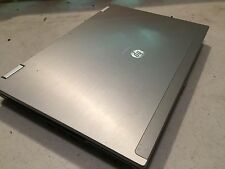 "HP EliteBook 8440p 14"" - Intel i7 2.53 GHZ - Fingerprint  - AS IS - NO OS - BR"
