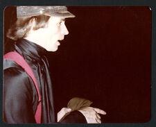BALLET DANCER GAY SUPERSTAR RUDOLF NUREYEV CANDID 1970s SNAPSHOT PHOTO!