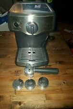 breville barvista bes200xl expresso espresso machine fully tested cappuccino