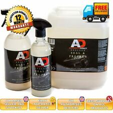 Autobrite Direct Seal and Protect paint sealer and high gloss wet look 500ml
