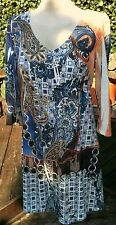 "Asos Tunic Dress size 12 /14 Bust 38"" Length 32"" Sparkly Diamante Studs on Front"